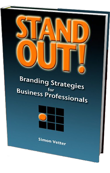 Personal Brand Management Book | Simon Vetter, Executive Coach