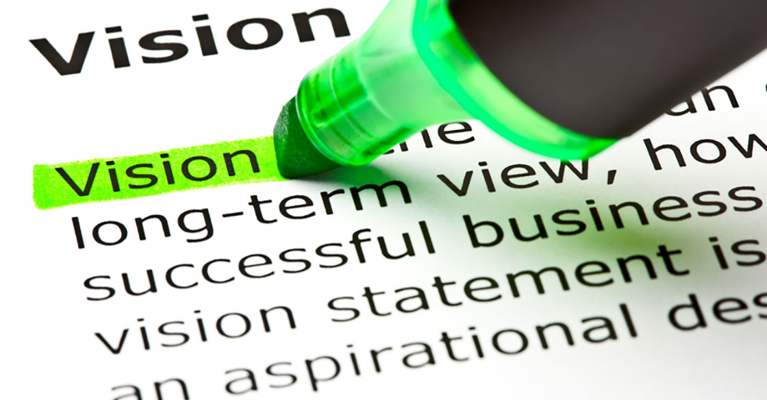 vision statement, leading with vision